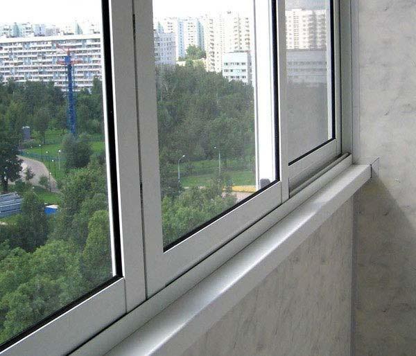 холодное остекление балконов в спб